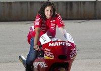 Elena Rosell, confirmada su asistencia en el GP de MotorLand Aragón