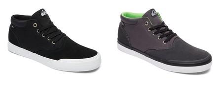 Por sólo 22,80 euros tenemos estas zapatillas Quiksilver Verant en negro o en gris en eBay con envío gratis