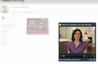 Windows Live Video Messages ya disponible