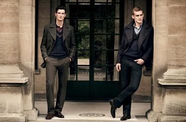 Kent & Curwen, elegancia británica para lo que nos queda de invierno