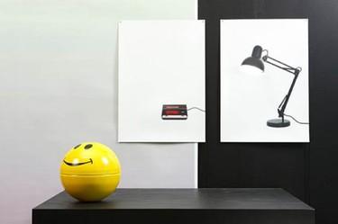 Imágenes bidimensionales que realizan la función del objeto tridimensional al que representan