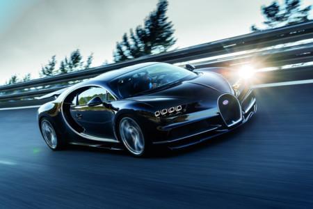 Bugatti Chiron 40