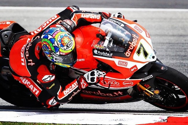 Chaz Davies Malasia Superbikes 2015