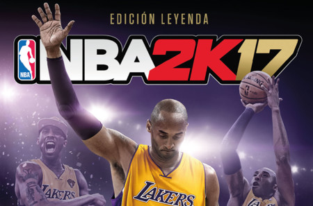 NBA 2K17 homenajeará el final de la carrera de Kobe Bryant con una fantástica Edición Leyenda