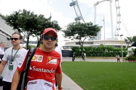 Felipe Massa llega a un principio de acuerdo con Lotus, pero necesita dinero
