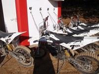 Ya se pueden alquilar las motos eléctricas Quantya en Madrid... para practicar supermotard