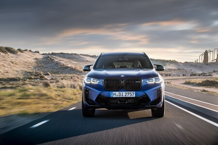 Bmw X3 M Competition 2021 002