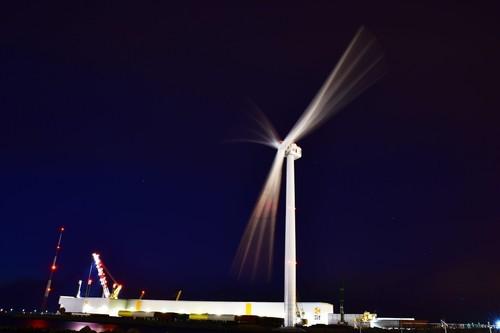 Así es la batalla por fabricar el aerogenerador más grande del mundo