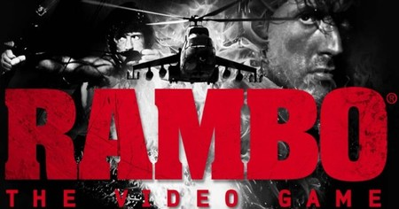'Rambo: The Video Game' luce tal que así, ¡dios mío!