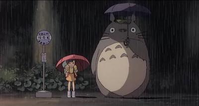 'Mi vecino Totoro', el hermoso misterio de la infancia