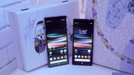 Sony Xperia 10 Y 10 Plus Frontal