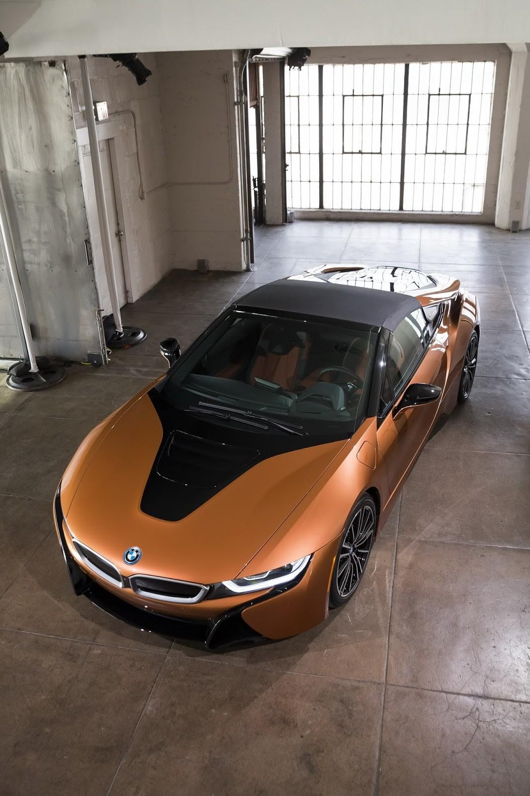 Foto de BMW i8 Roadster (primeras impresiones) (4/30)