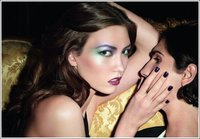 Colección de maquillaje de YSL para el otoño 2010: Rock & Baroque