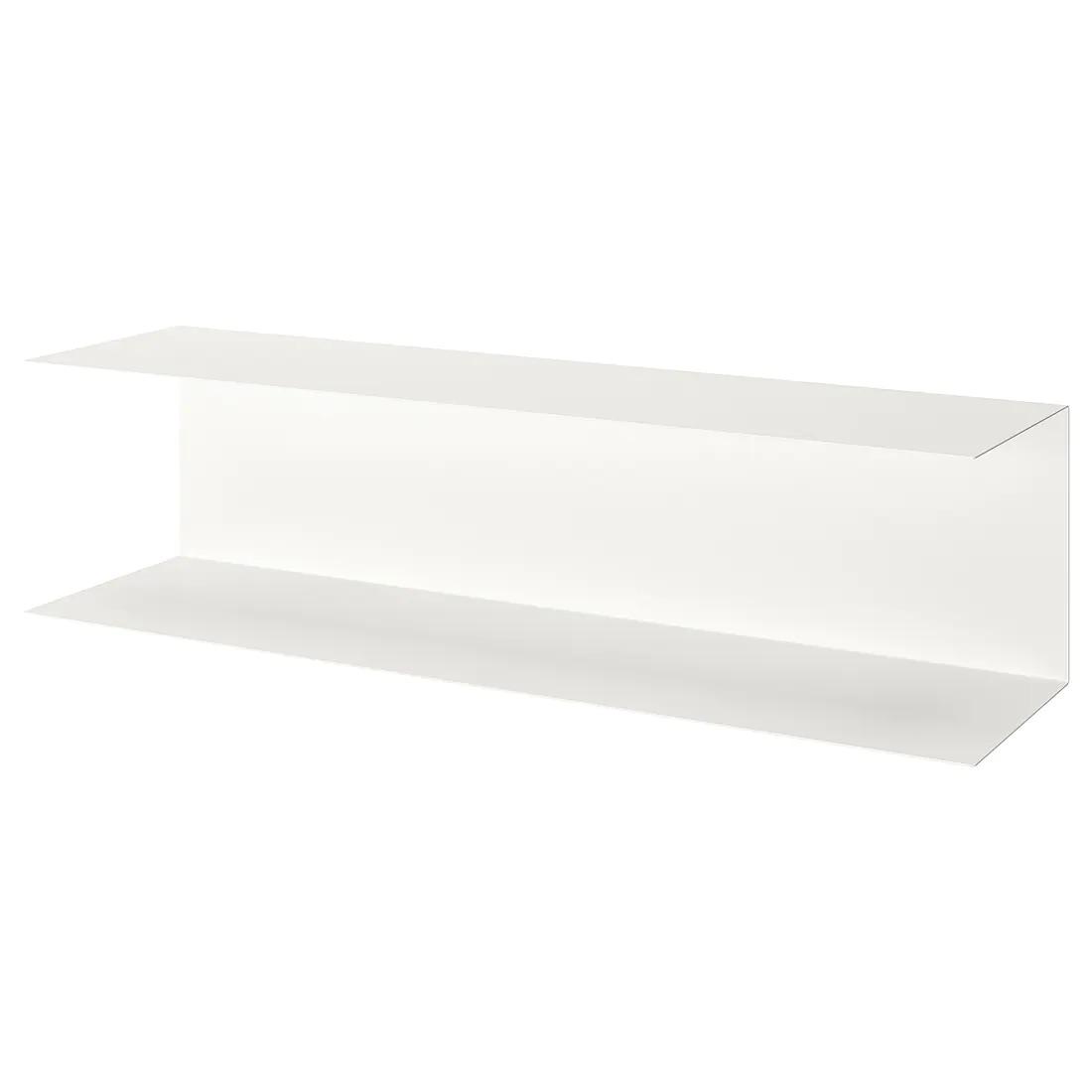BOTKYRKA Estante, blanco, 80x20 cm 29€