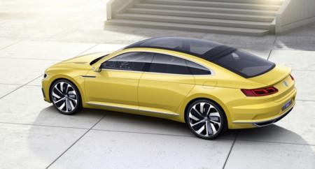 Volkswagen Sport Coupe Concept Gte 1