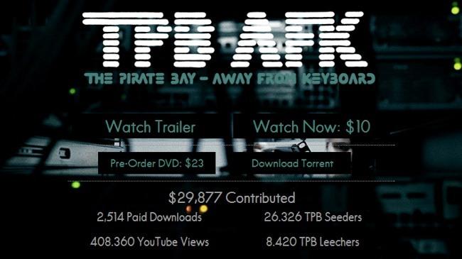El estreno del documental sobre The Pirate Bay: TPB AFK. La imagen de la semana