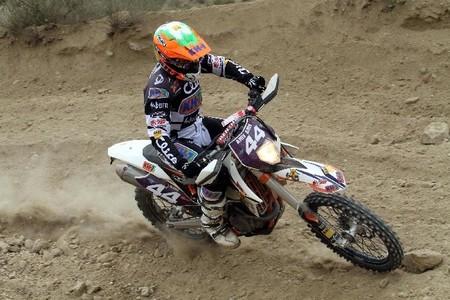 Laia Sanz rompe con Gas Gas y compite con una moto privada