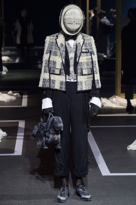 Thom Browne Fall Winter 2016 Paris Fashion Week 38