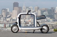 Kubo: un... ¿scooter de carga?