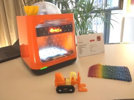 da Vinci Nano, la impresora más pequeña y más barata de XYZprinting