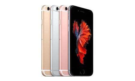 Amazon tiene ahora mismo el iPhone 6S de 32 GB por sólo 299 euros