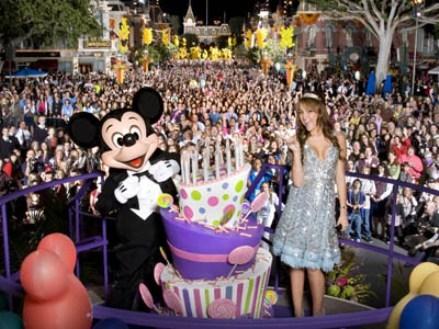 Miley Cyrus y su increible fiesta de cumpleaños