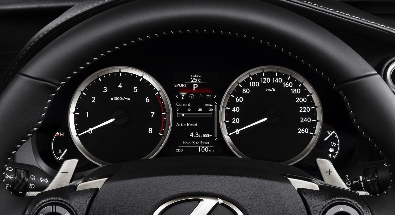 Foto de Lexus IS 300h (4/53)
