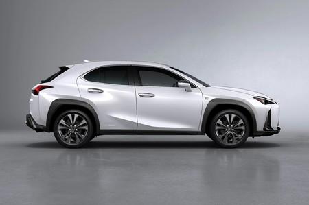 Lexus Ux 2019 9