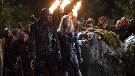 The 100 Season 2 Blood Must Have Blood Part 1