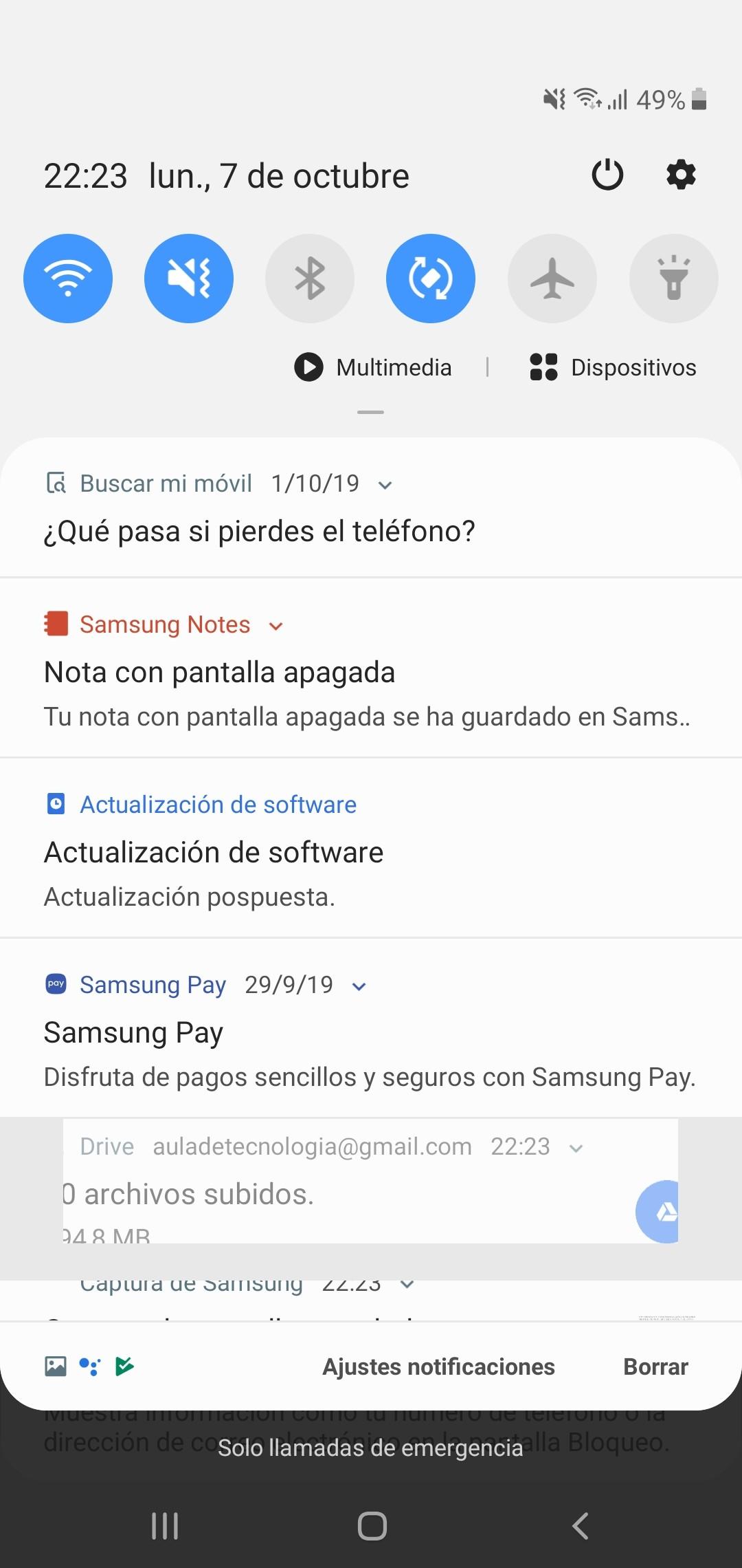 Foto de OneUI en Galaxy Note 10 (7/11)