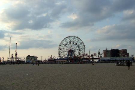 Coney Island, el mejor sitio de Nueva York para ir con niños