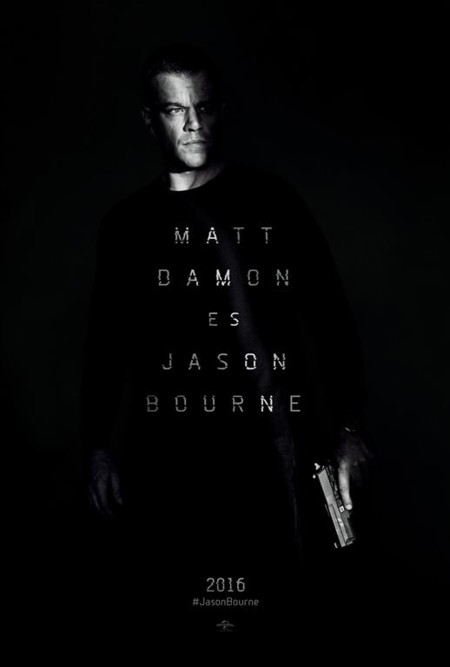 Cartel de Jason Bourne