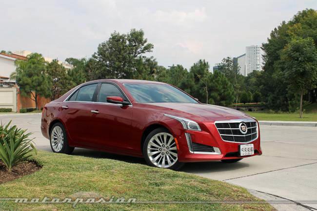 Contacto: Cadillac CTS