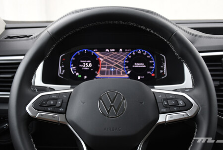 Volkswagen Teramont 2021 Opiniones Prueba Precio Mexico 15