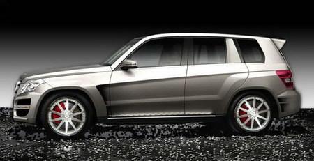 Mercedes GLK Renntech