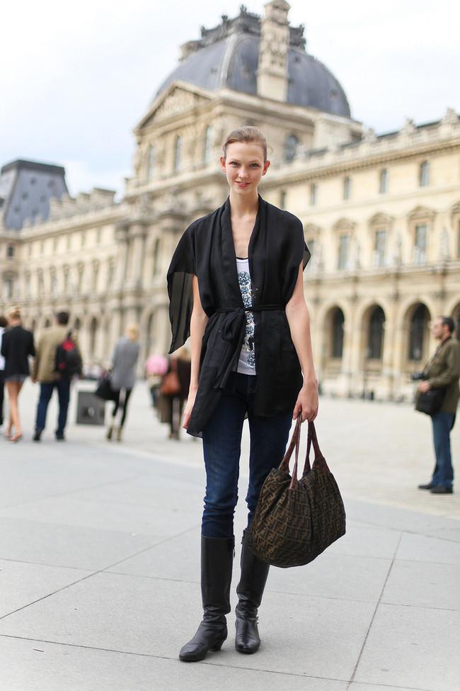 Foto de El estilo de calle de las 10 modelos más activas del momento (10/10)