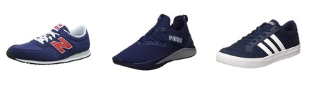Chollos en tallas sueltas de zapatillas Puma, New Balance o Adidas en Amazon