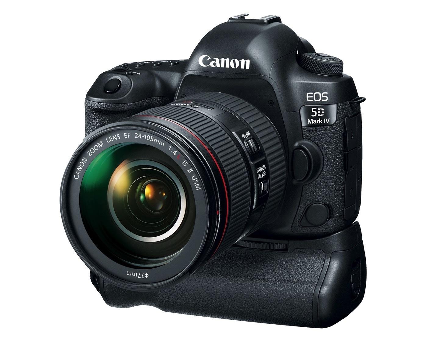 Foto de Canon EOS 5D Mark IV (1/9)