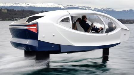 Este taxi eléctrico y acuático quiere replicar sobre los ríos europeos el negocio de Uber