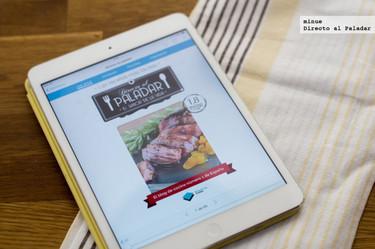El libro de Directo al Paladar, ya disponible en formato eBook
