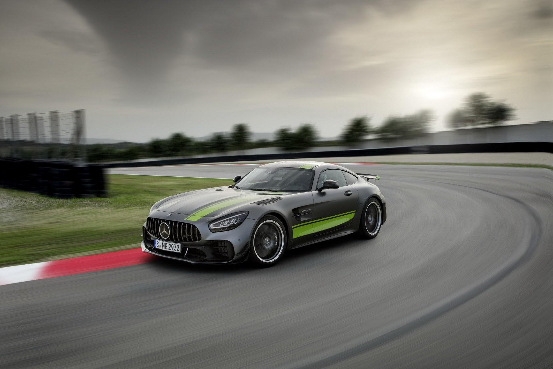 Foto de Mercedes-AMG GT 2020 (29/44)