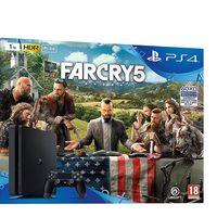 Sony PlayStation 4 Slim de 1TB, con el juego Far Cry 5, por 309 euros y envío gratis con este cupón