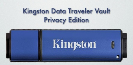 Memorias USB Kingston con encriptación compatibles con Mac OS X