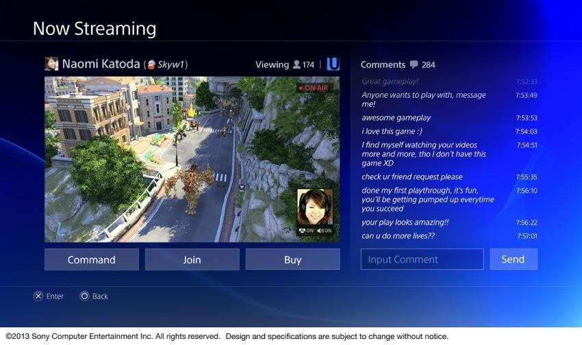 Foto de Sony PS4 capturas pantalla (1/8)