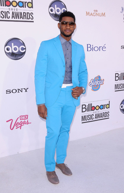 Usher premios billboard