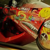 La icónica moto de Akira vuelve a la vida, esta vez de forma virtual