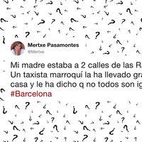 """""""Mi madre estaba a 2 calles de las Ramblas"""": cuando el copiar tuits da más vergüenza que nunca"""