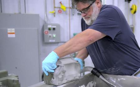 Ford incide en los avances de la industria gracias a las impresoras 3D