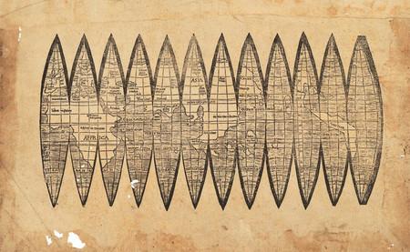 """El misterioso mapa de Waldseemüller, la primera vez que """"América"""" apareció en la cartografía mundial"""
