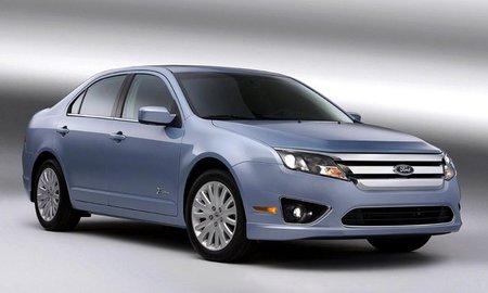 Los propietarios de un Ford Fusion Hybrid (EE.UU.) son los más satisfechos